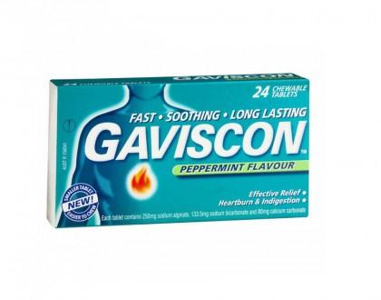 Thuốc Gaviscon là thuốc gì?