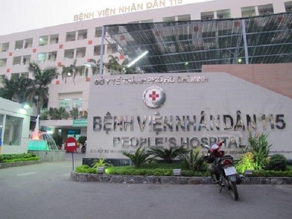 Khám đau lưng ở bệnh viện nào tại TPHCM - bệnh viện nhân dân 115