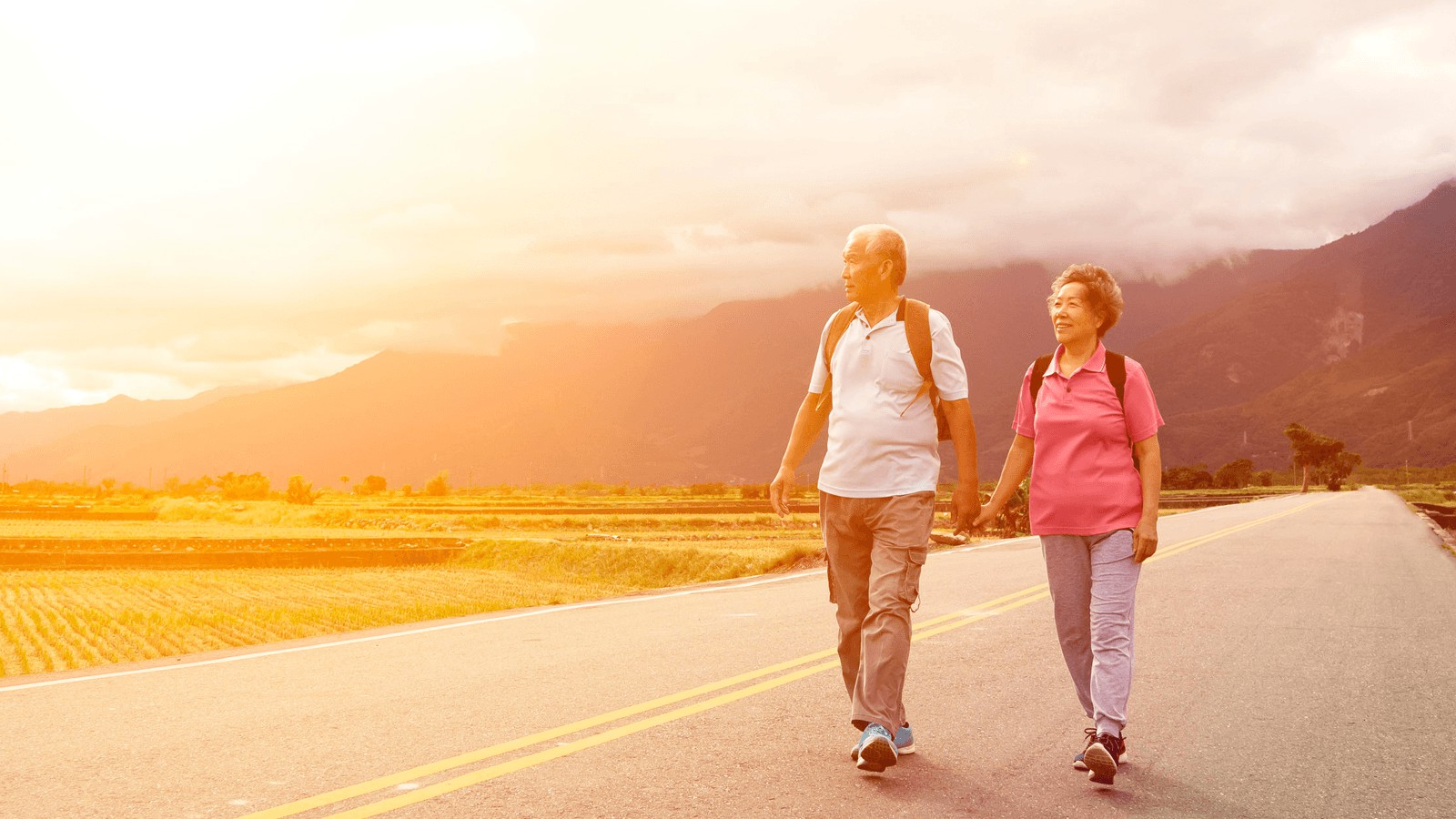 lợi ích của việc đi bộ với người bệnh thoái hóa khớp gối