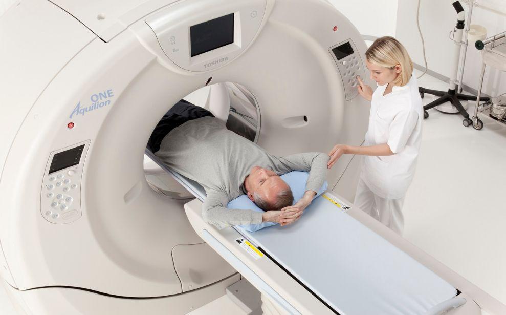 Chụp CT phổi