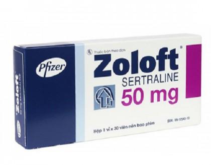 Zoloft là thuốc gì