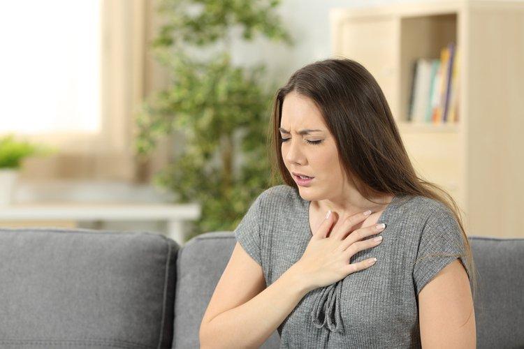 Triệu chứng lâm sàng của suy hô hấp cấp