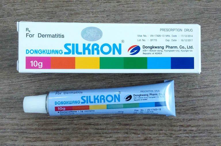 Thuốc bảy màu trị chàm